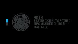 Eesti kaubandus-tööstuskoja logo